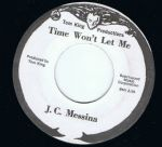 J. C. Messina Time Won't Let Me Tom King 2nd Mint Unplayed! Free Shipping!